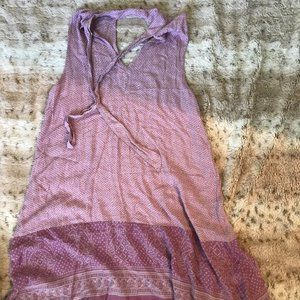 O'Neill purple summer dress